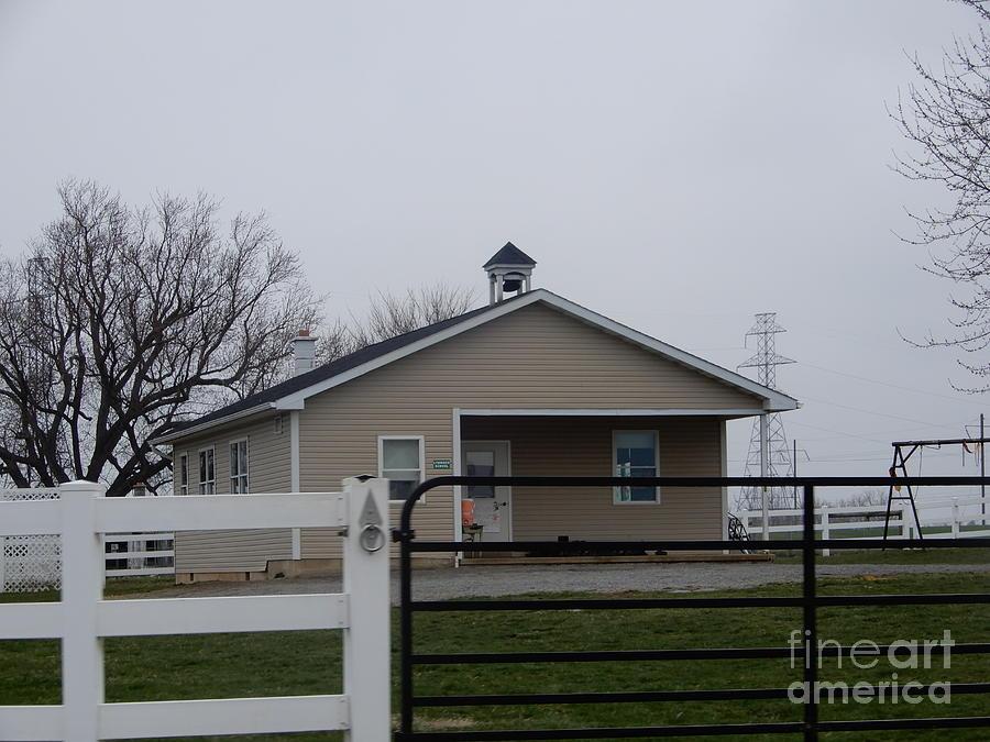 Amish Photograph - Rainy Days And Tuesdays by Christine Clark