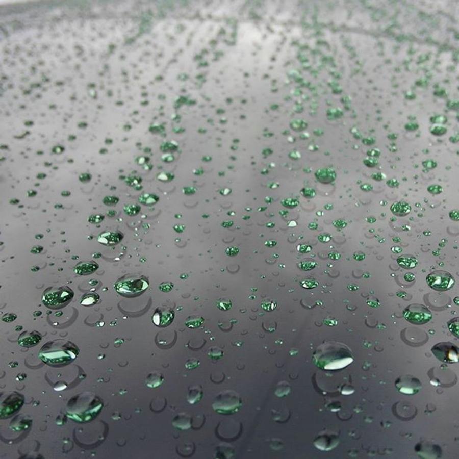 Rainyday Photograph - #rainyday by Kumiko Izumi