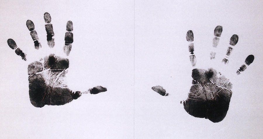 Hands Photograph - Rajas Hand by Mohd Raza-ul Karim