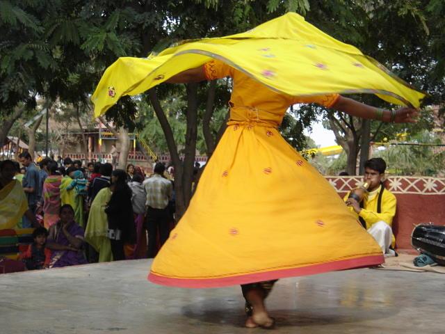 Rajasthani Dance Photograph by Rakesh Sharma