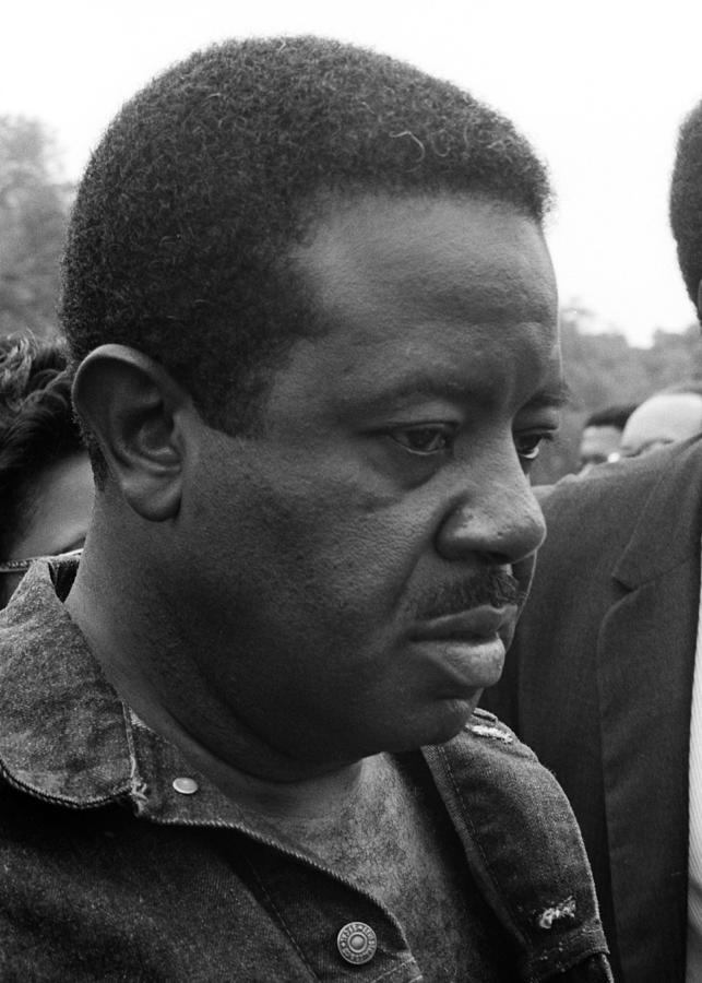 Ralph David Abernathy Photograph By Wayne Higgs