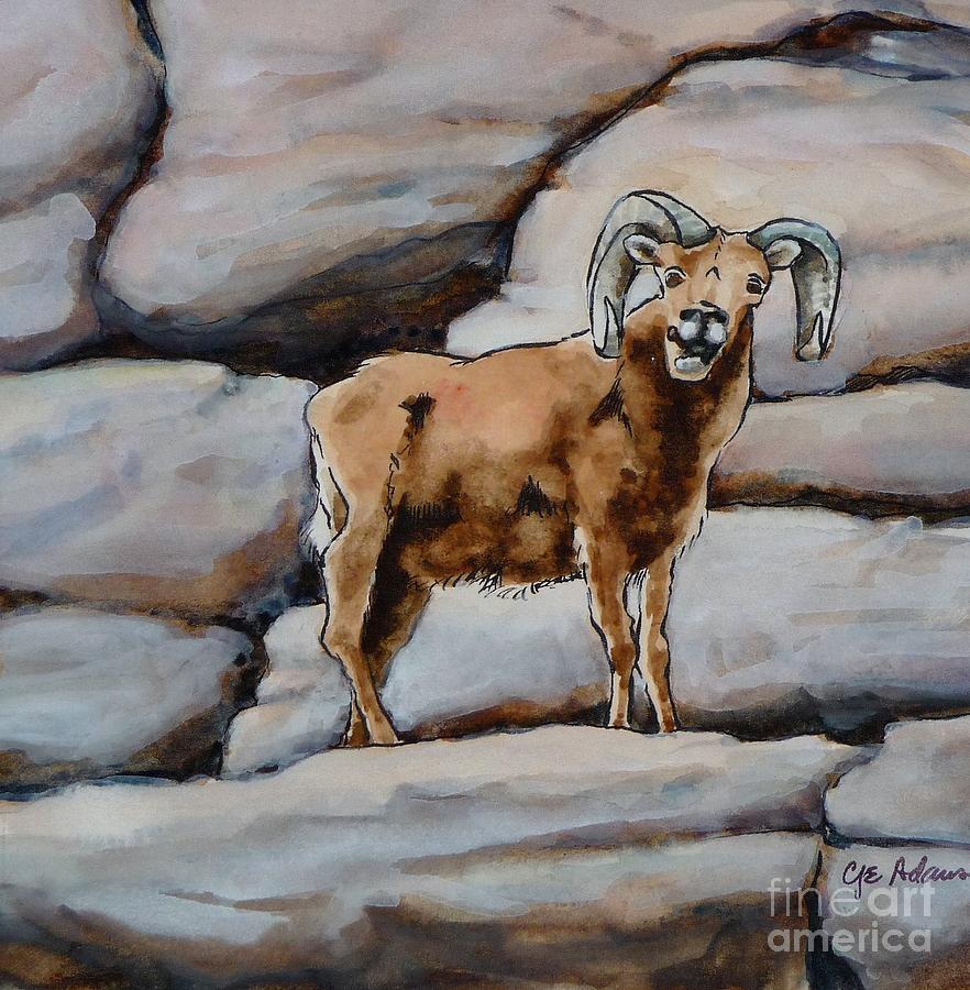 Ram - Something To Say by CHERYL EMERSON ADAMS