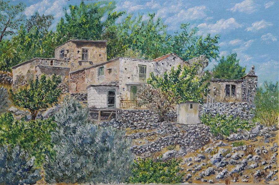 Ramni Old village by David Capon