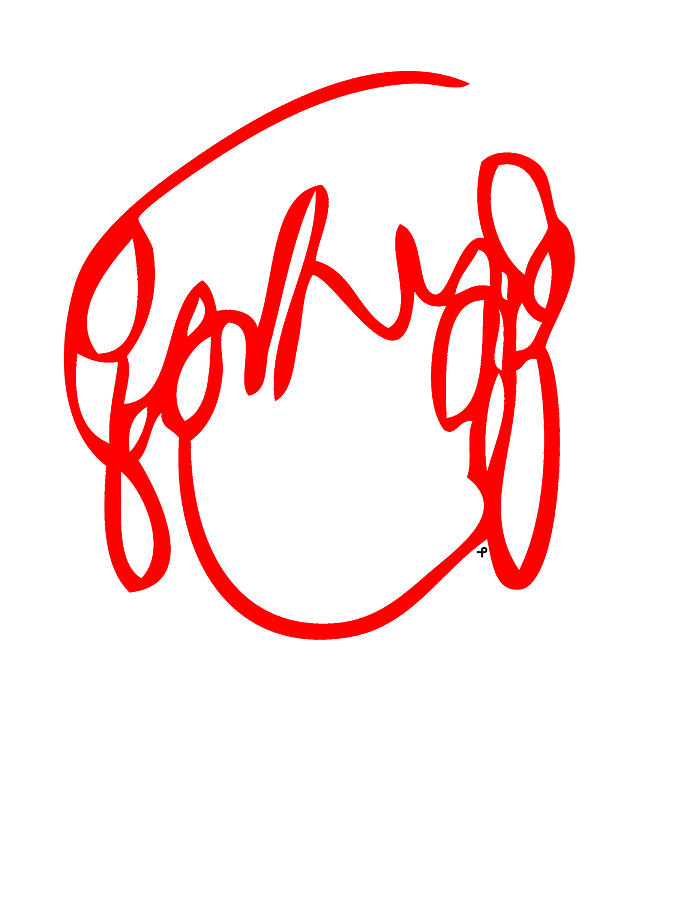 Scott Pilgrim Drawing - Ramona Flowers Red - Scott Pilgrim Vs The World by Paul Telling
