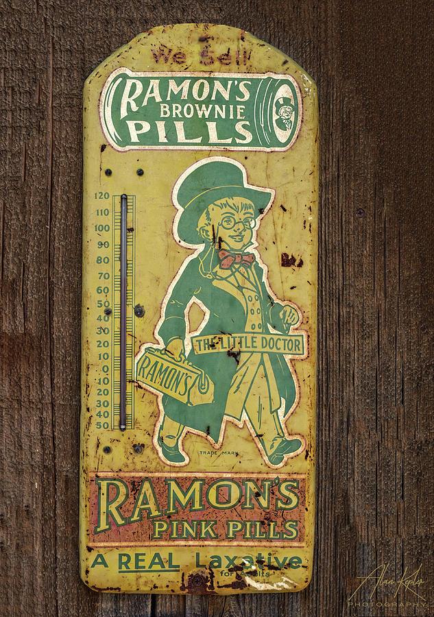 Ramons Pills Photograph