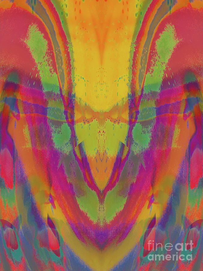 Rams Head Digital Digital Art