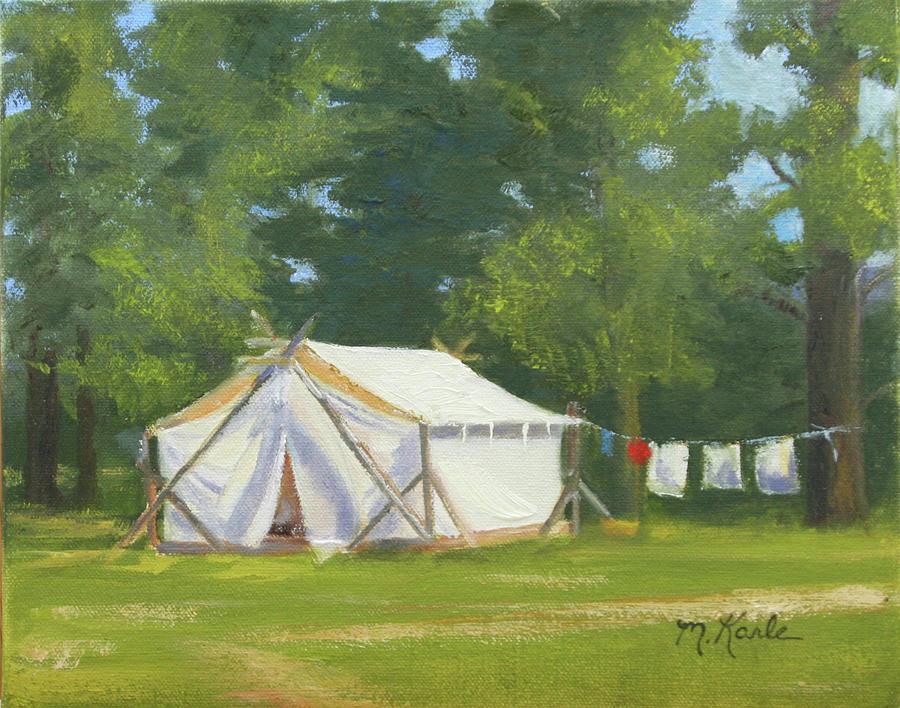 Randall's Camp by Marsha Karle