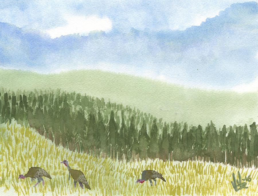 Range In The Wilds by Victor Vosen