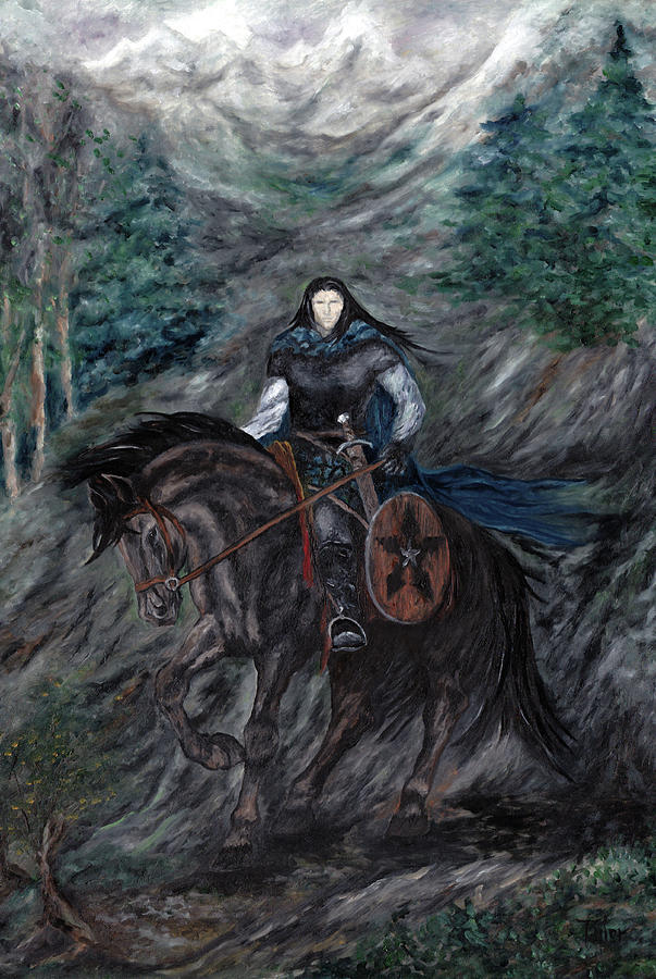Ranger of the North Branch by FT McKinstry