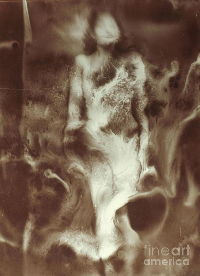 20th Century Photograph - Raoul Ubac: The Nebula by Granger
