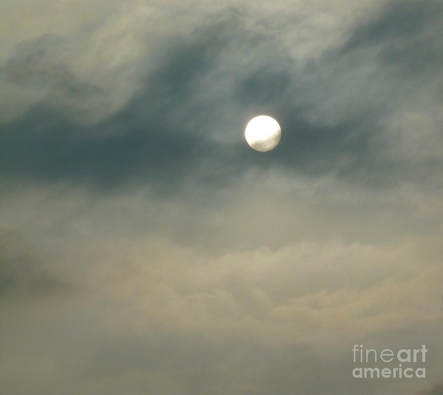 Sun Photograph - Rare Moment by Donna McLarty