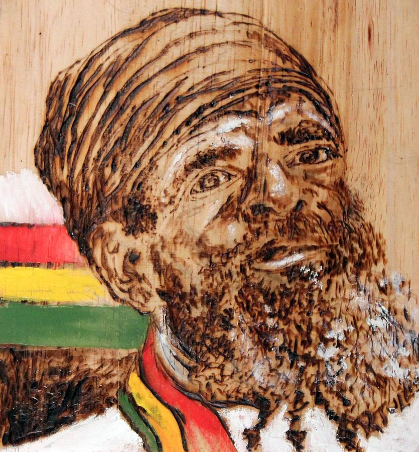 Rastaman by Richard Jules