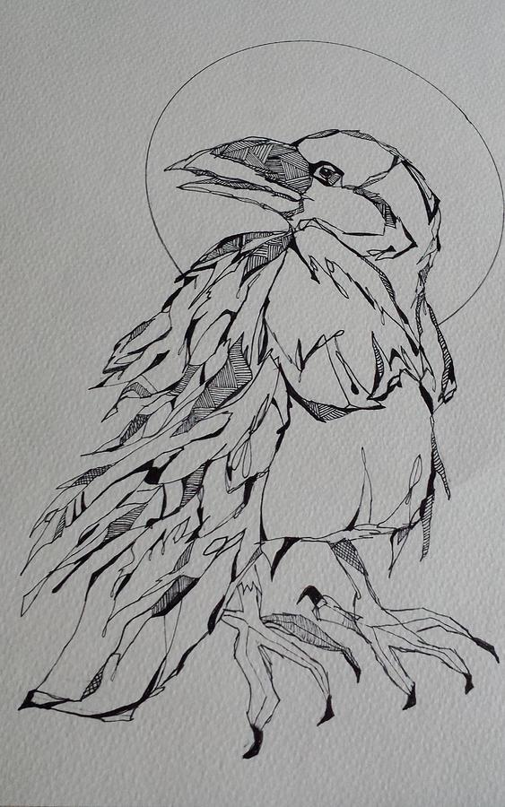 Raven by Elise Boam