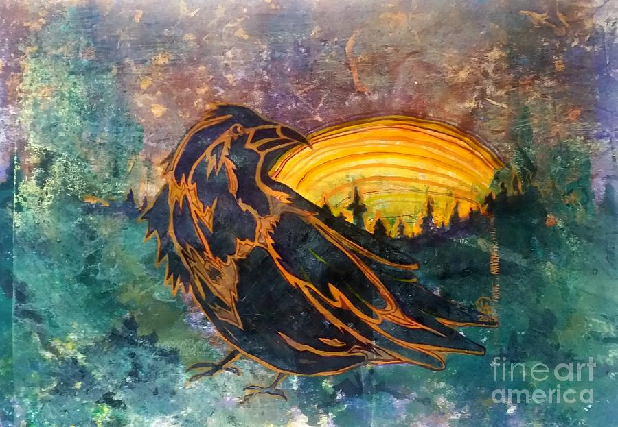 Raven of the Woods by Cynthia Lagoudakis