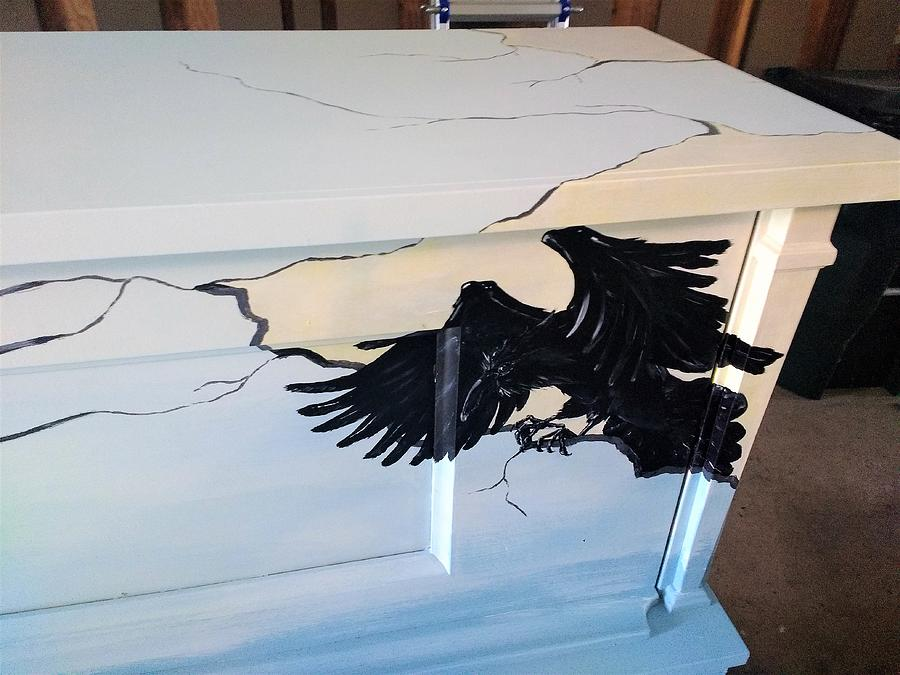 raven by Violet Jaffe