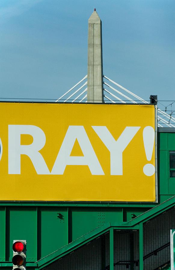 Urban Photograph - Ray by Art Ferrier