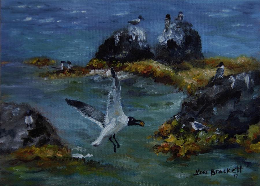 Re-tern-ing Home by Lori Brackett