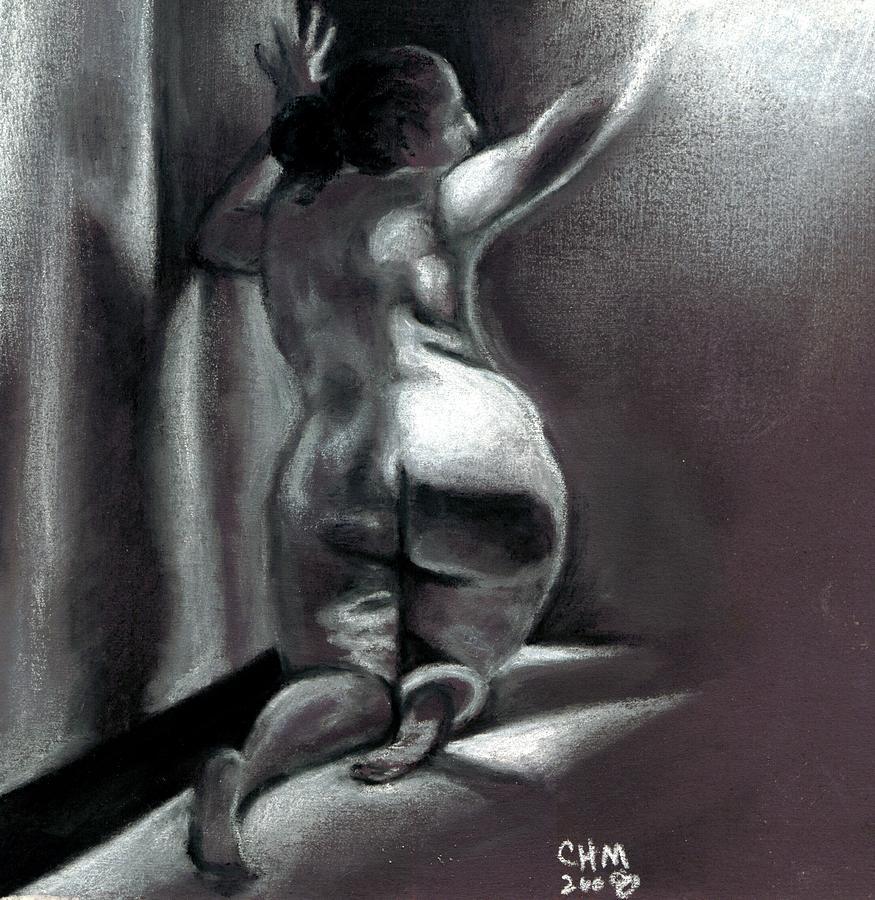 Reach Drawing by Cartoon Hempman
