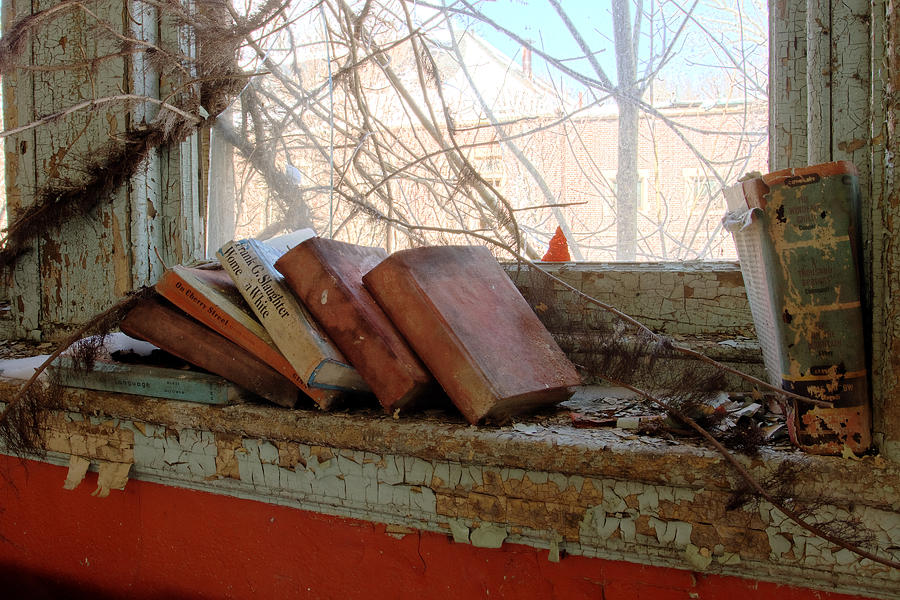 Abandonment Photograph - Read by Kevin Brett