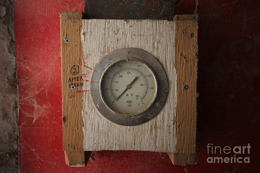 Mechanical Photograph - Readings by Devin Wilger