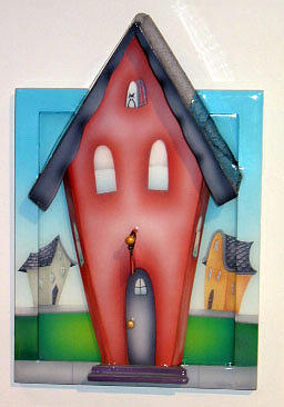 House Painting - Real Estate by Valerie Walsh