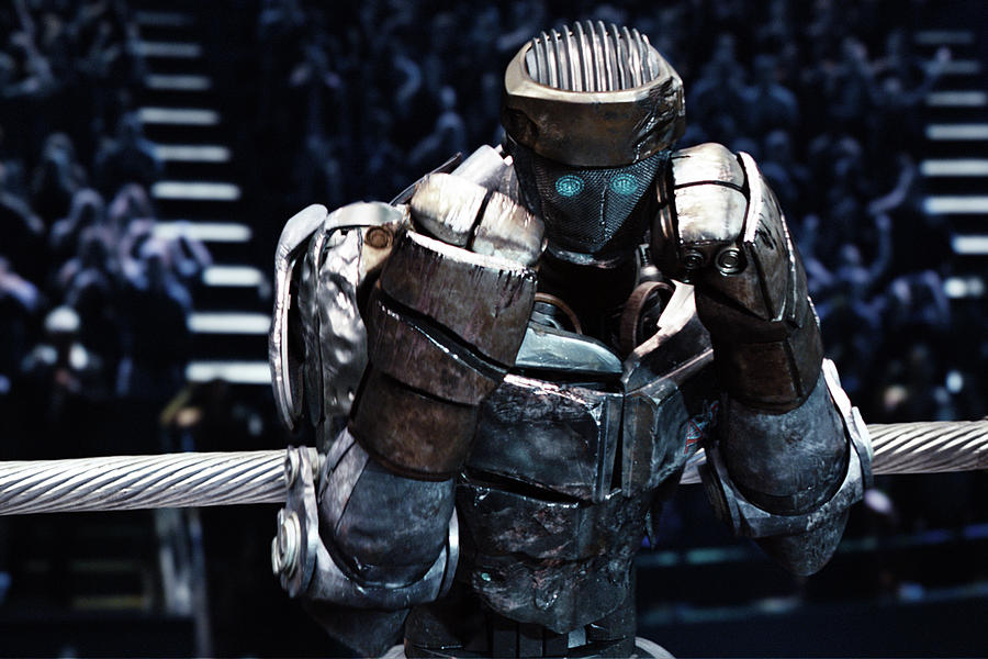 Image result for real steel