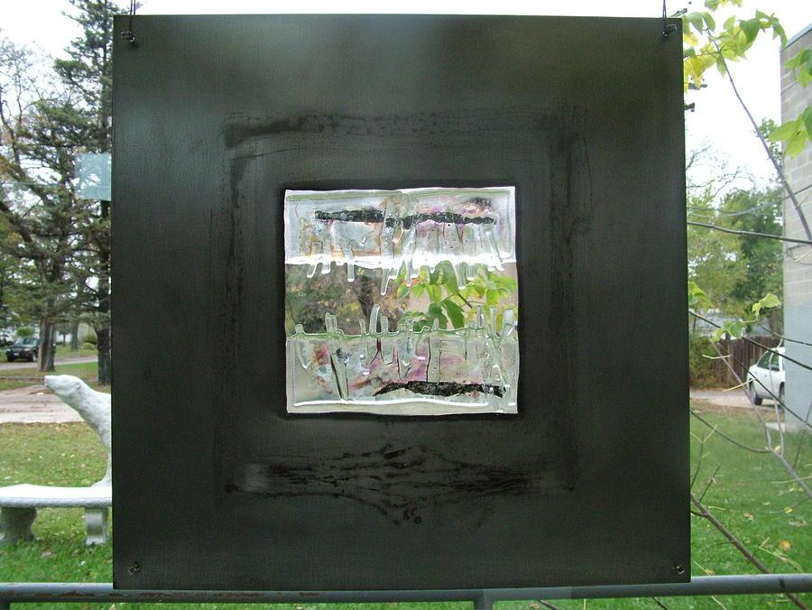 Abstract Mixed Media - Realization by Zbigniew and Jolanta Sokalski