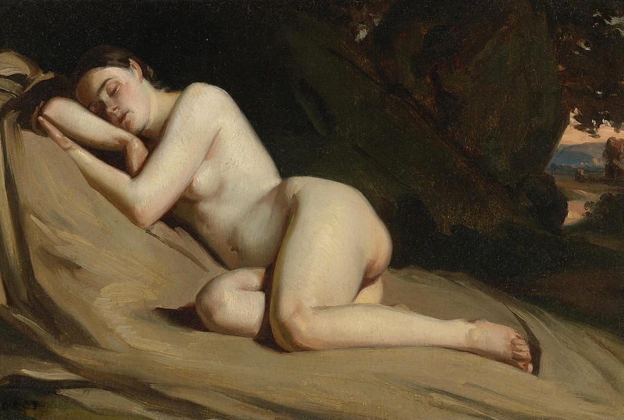Famous female nudes paintings — img 5
