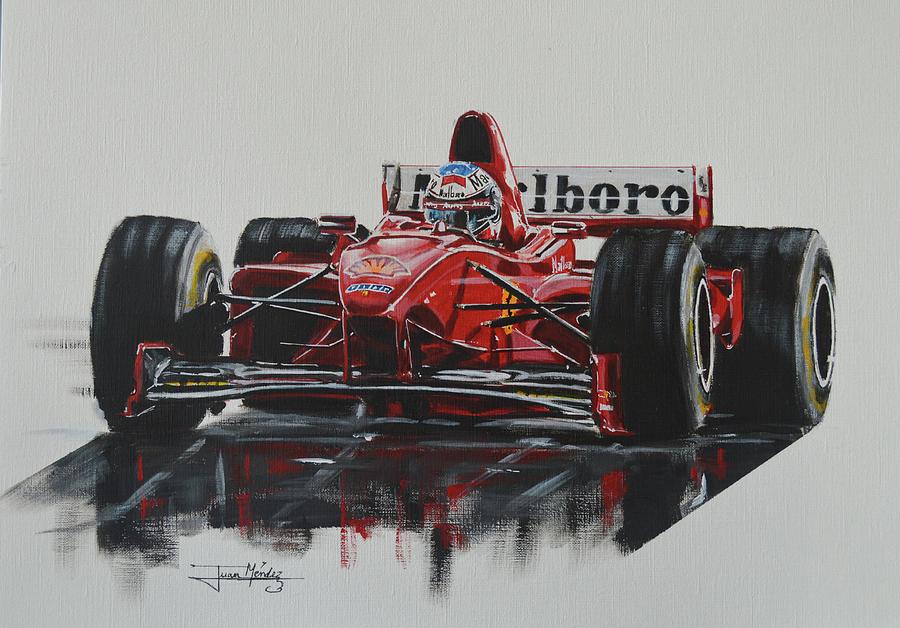 RED BARON by Juan Mendez