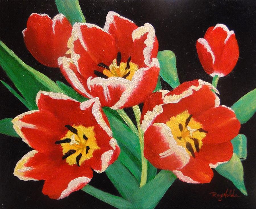 Red Blast by Carol Reynolds