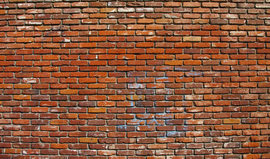 172 & Red Brick Wall by Jera Sky