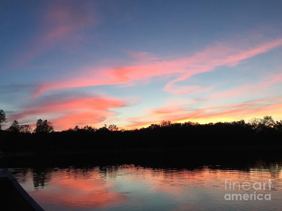 Sky Photograph - Davin-sky by Jason Nicholas