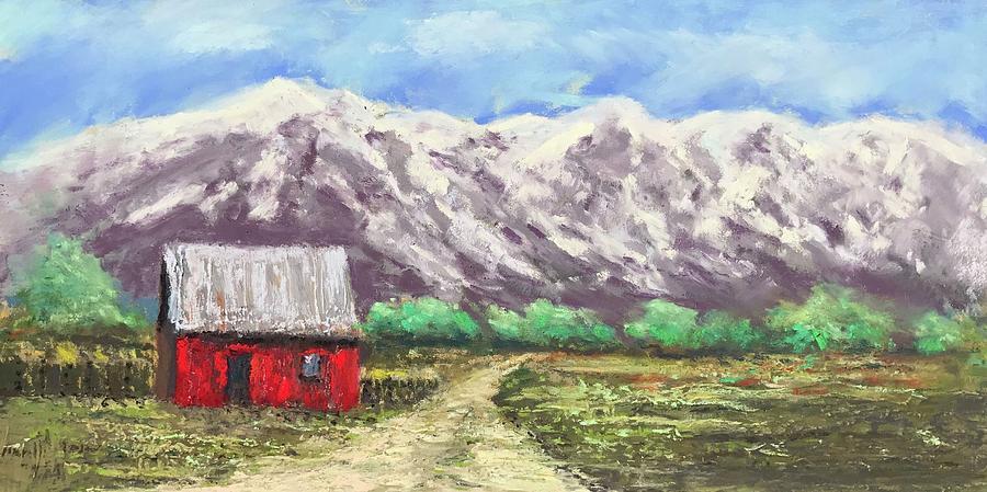 Red Cabin by Dennis Sullivan
