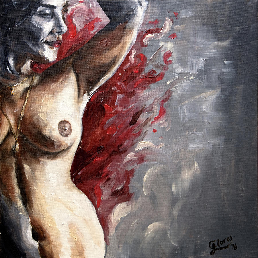 Red by Carlos Flores