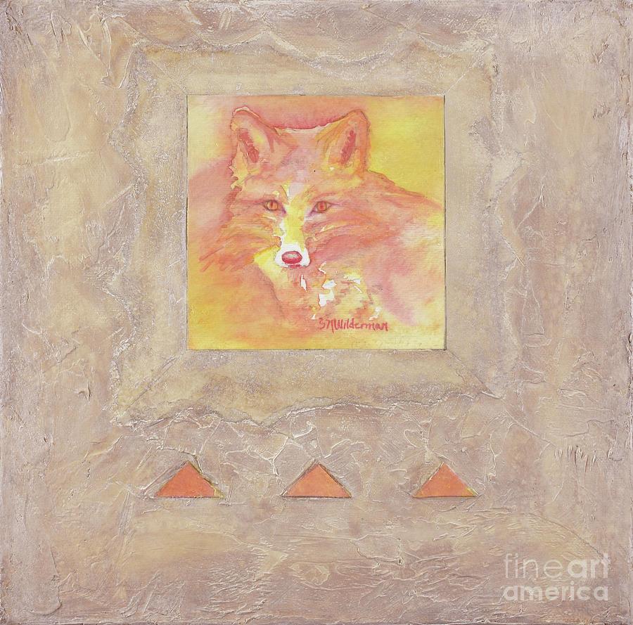Red Fox by Sandra Neumann Wilderman