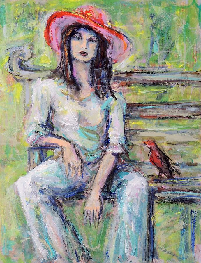 Red Hat by Mary Schiros