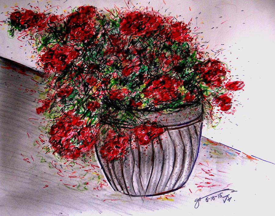 Red Drawing