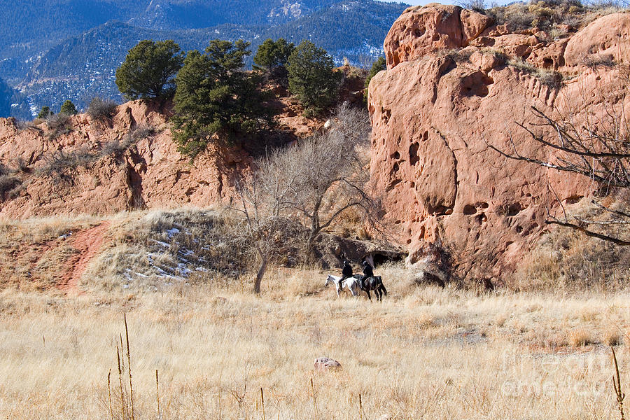 Red Rock Riders Photograph