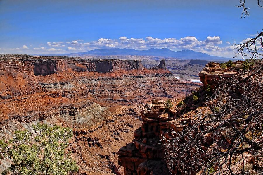 Canyonlands Photograph - Red Rock Vista 3 by Nick Roberts