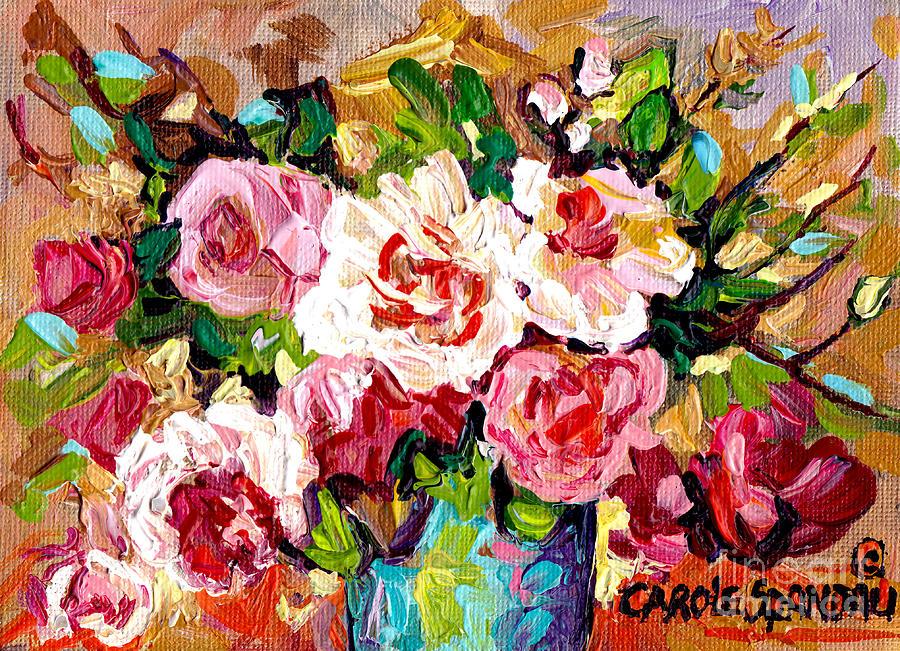 Carole Spandau Original Paintings For Sale