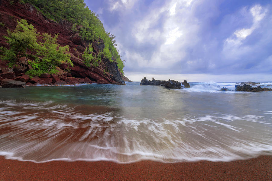 Red Photograph - Red Sand by Chad Dutson