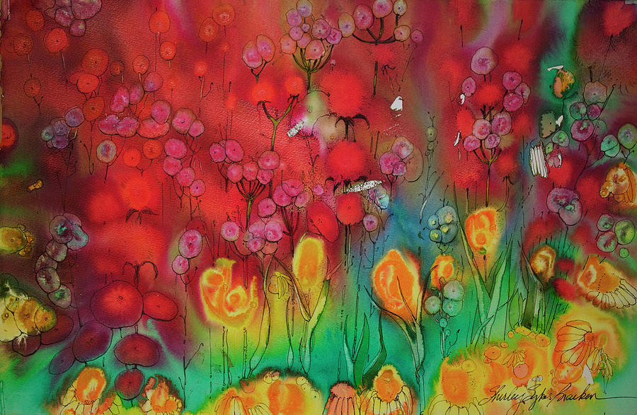 RED by Shirley Sykes Bracken