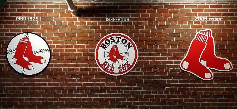 Red Sox Logos by Bart Blumberg