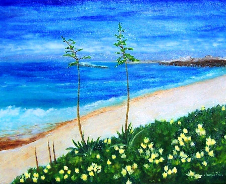 California Painting - Redondo Beach by Jamie Frier