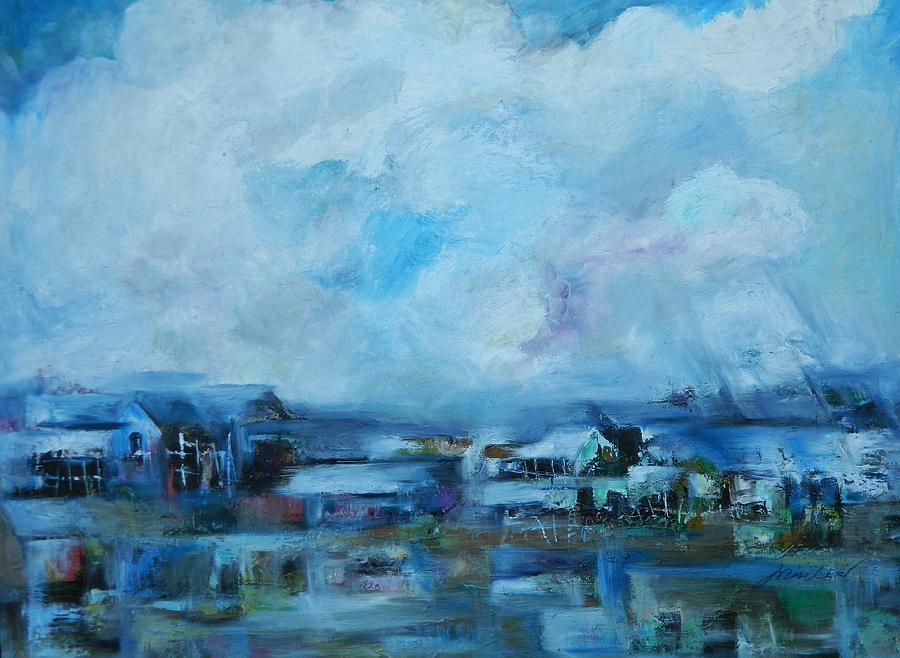 Reflection Lake by Min Wang