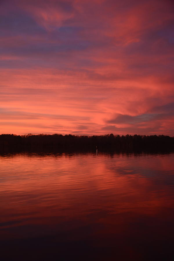 Sunsets Photograph - Reflection by Lisa Wooten