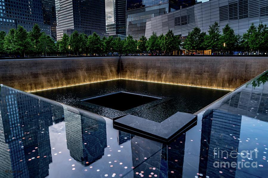 Reflection Pool by Sue Karski