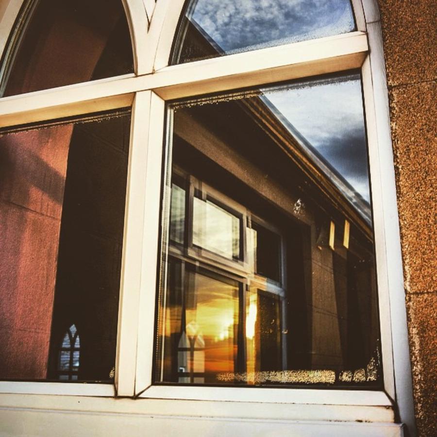 Irish Photograph - Reflections by Aleck Cartwright