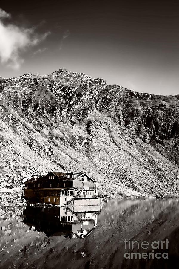 Landscape Photograph - Reflections by Gabriela Insuratelu