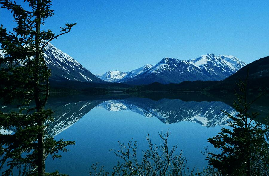 North America Photograph - Reflections ... by Juergen Weiss